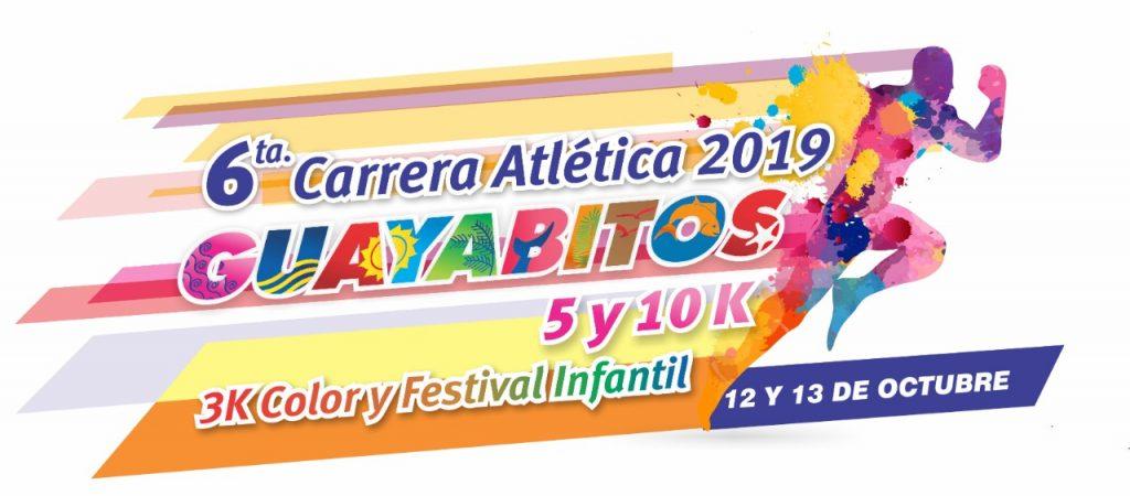 Participa en la Sexta Carrera Atlética Guayabitos 2019