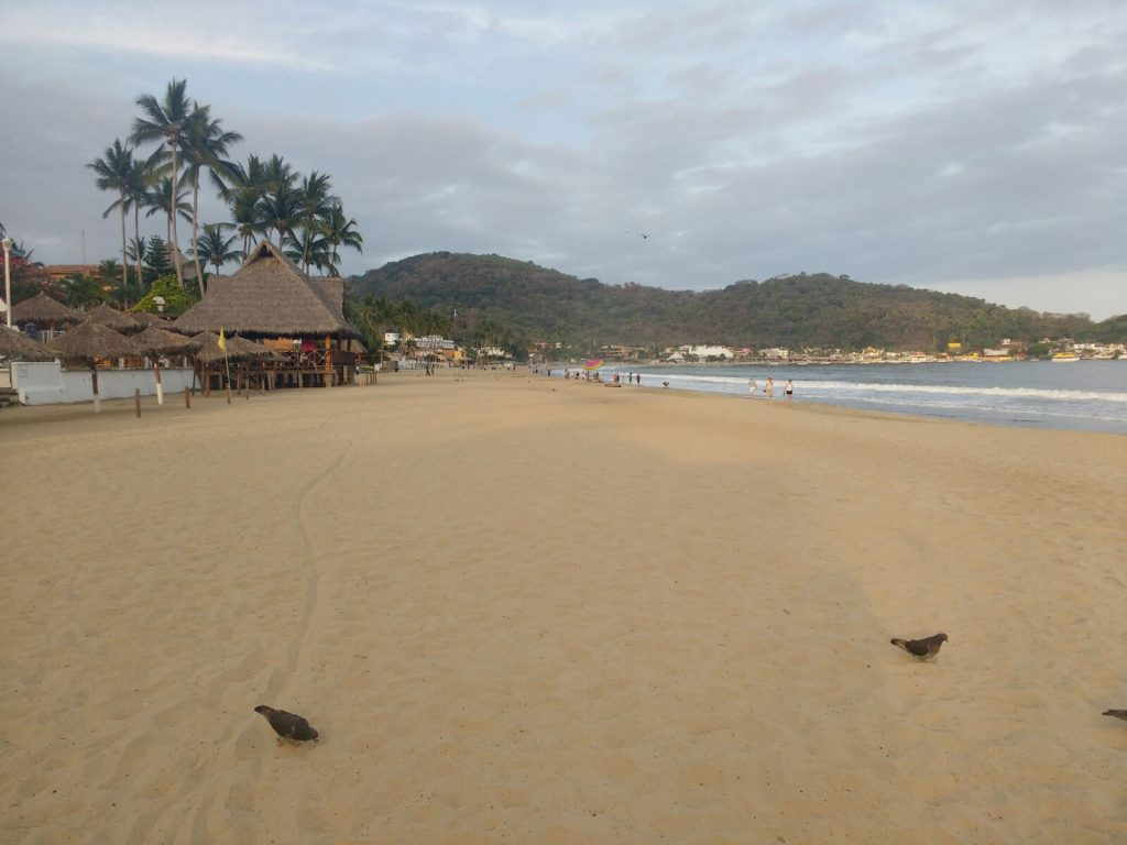 guayabitos playa limpia certificada