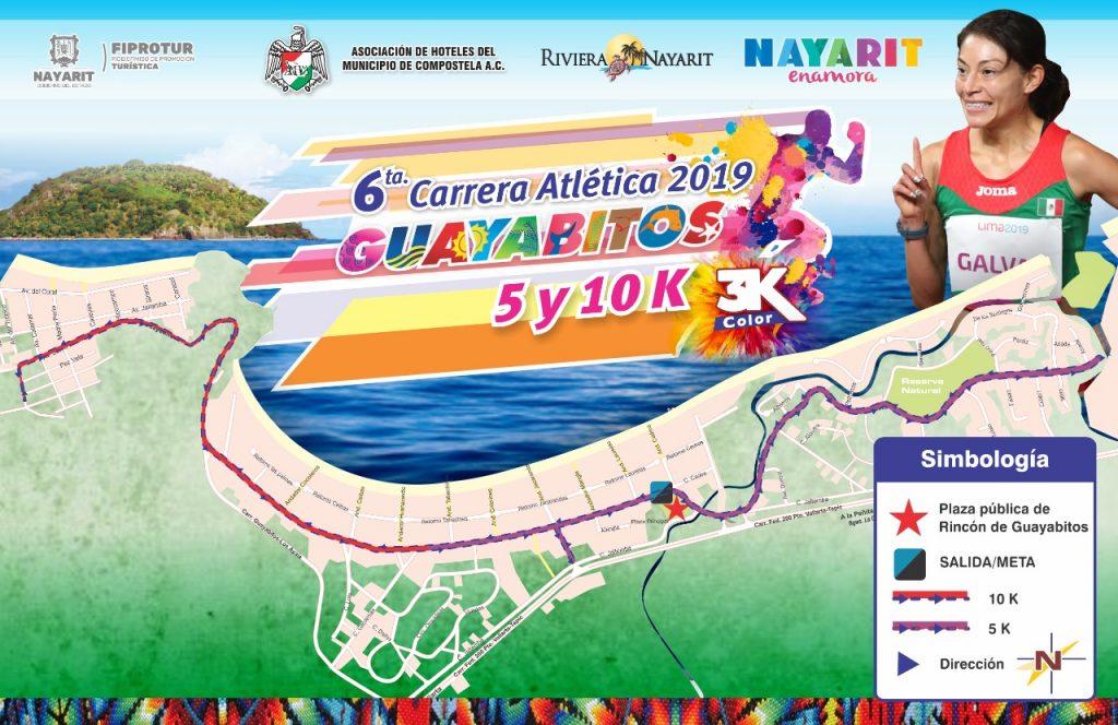 ruta carrera 2019